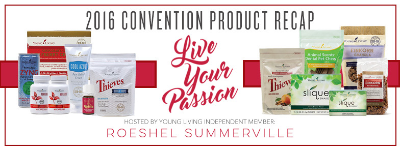 Young Living 2016 product reveal @diyshowoff