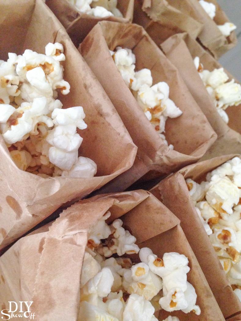 essential oil infused popcorn recipe