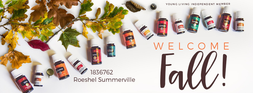 essential oil infused Fall recipes and ideas @diyshowoff