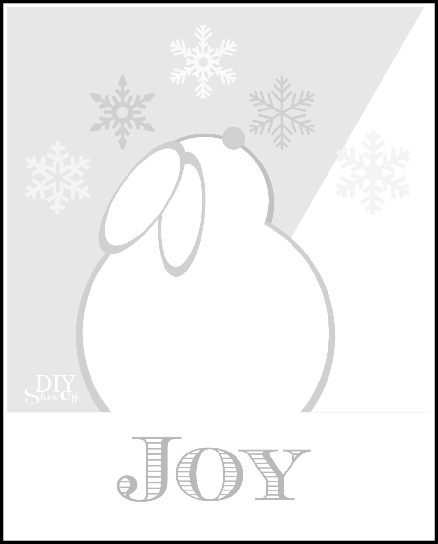 holiday hostess guide printable essential oil gift tags. @diyshowoff