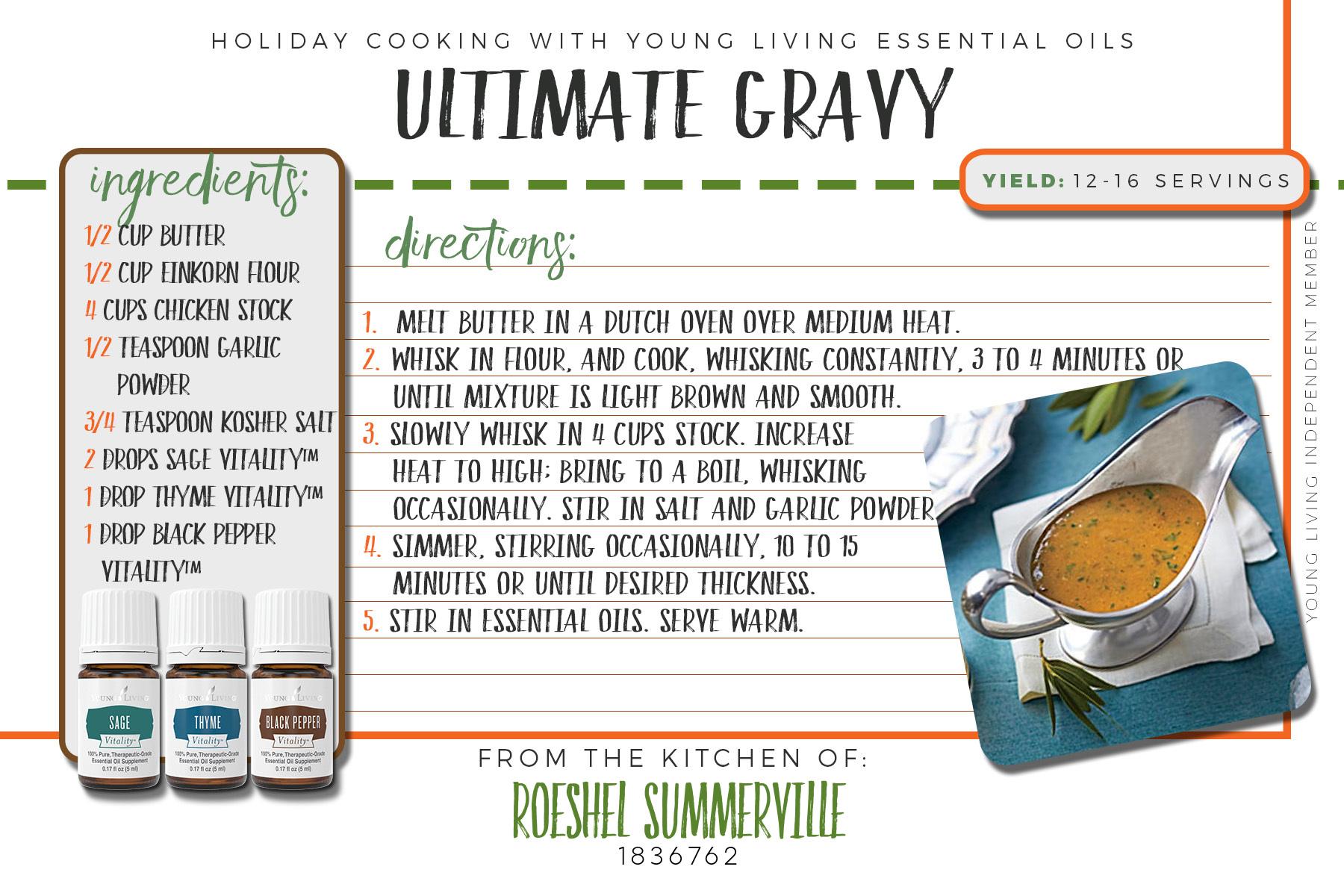 ultimate gravy recipe