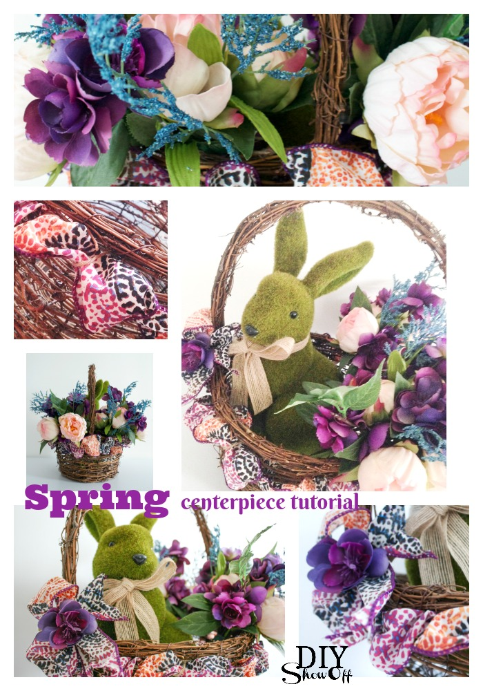 spring floral centerpiece inspiration