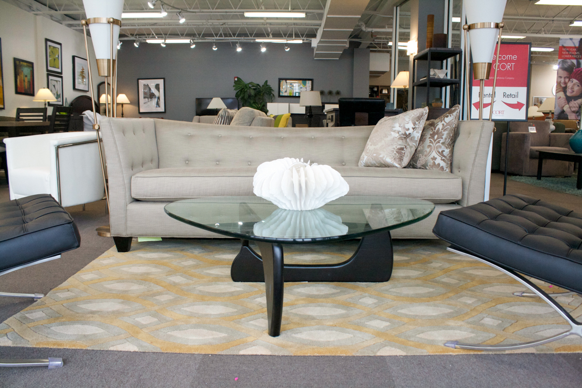 Furniture shopping diy show off diy decorating and for Cort clearance center