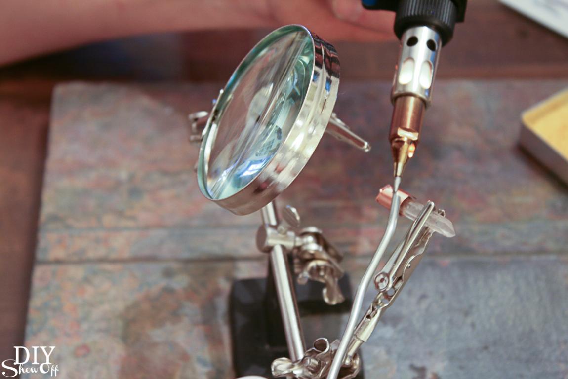 Dremel soldering