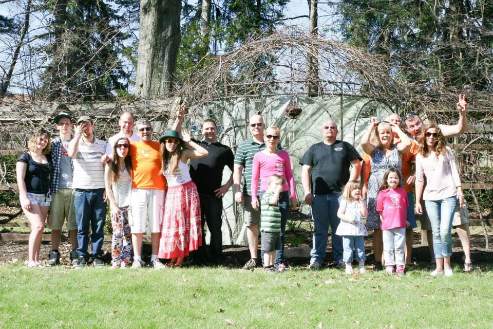 diyshowoff family easter