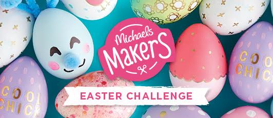 michaels makers easter challenge