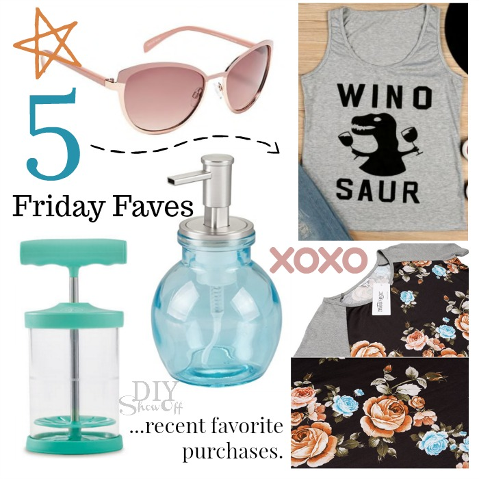 5 friday faves