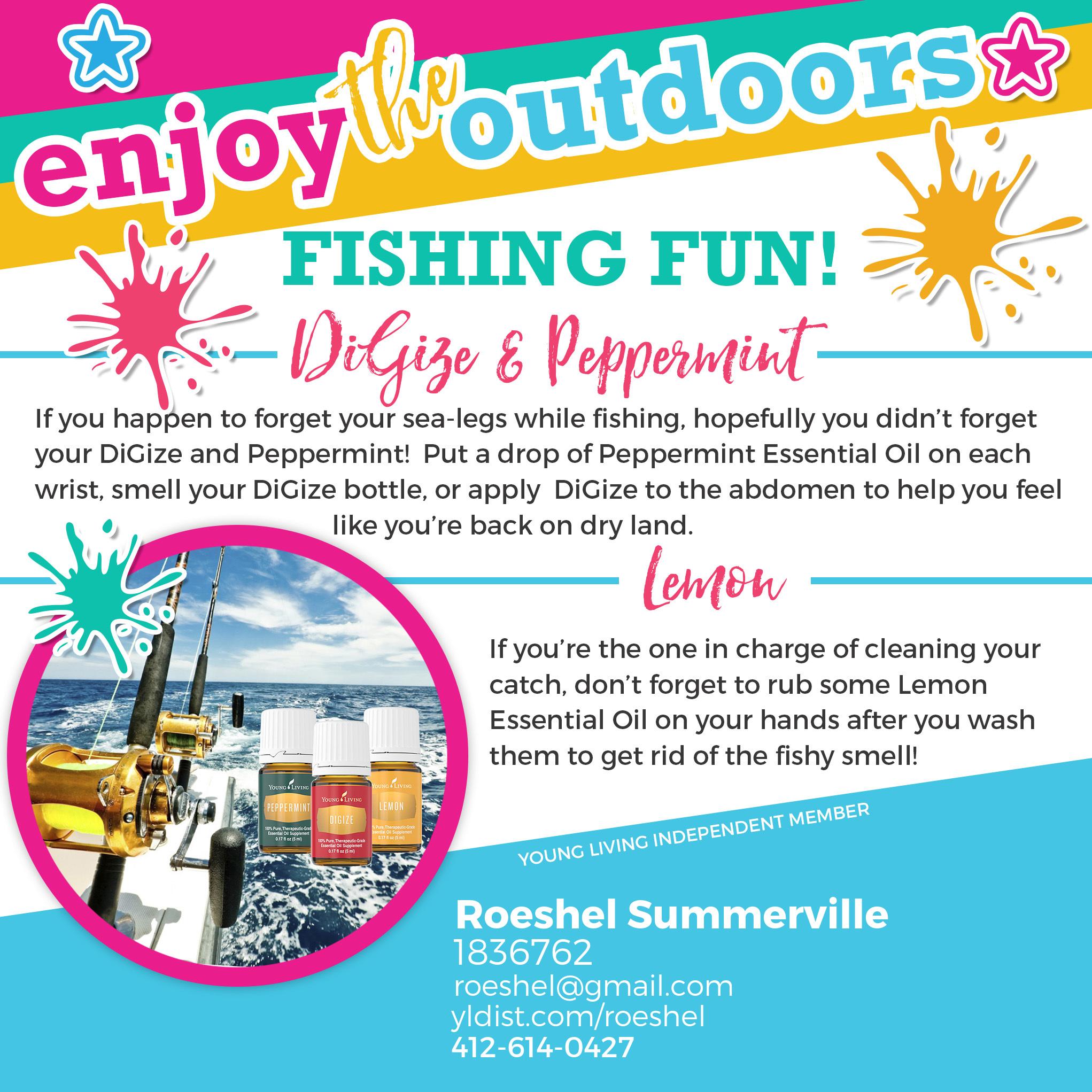 summer fun with essential oils @diyshowoff