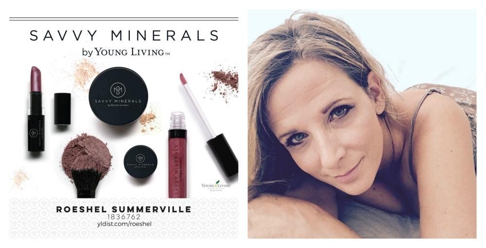 Roeshel Savvy Minerals Makeup