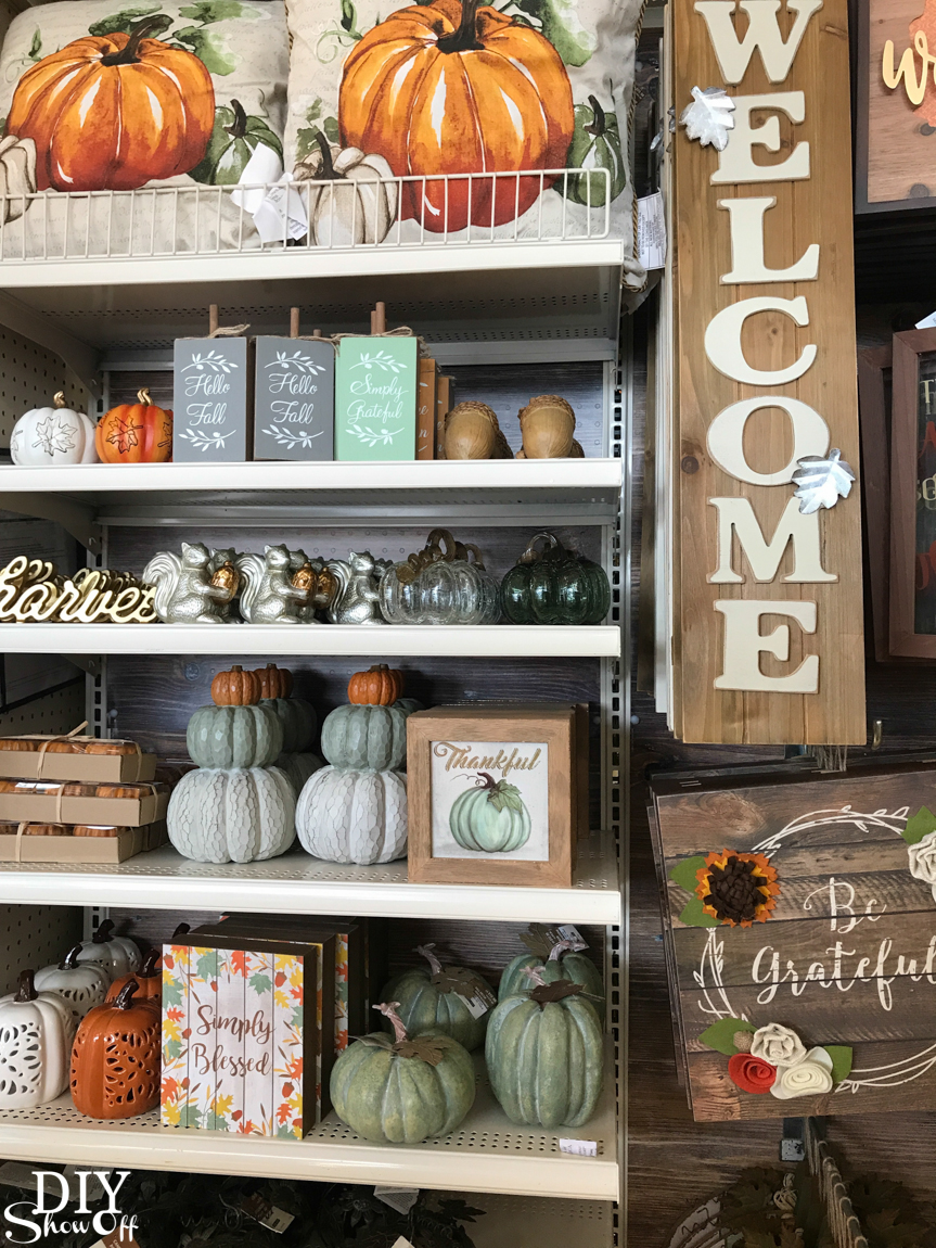 I love fall decorating! #fallhaul #madewithmichaels @diyshowoff