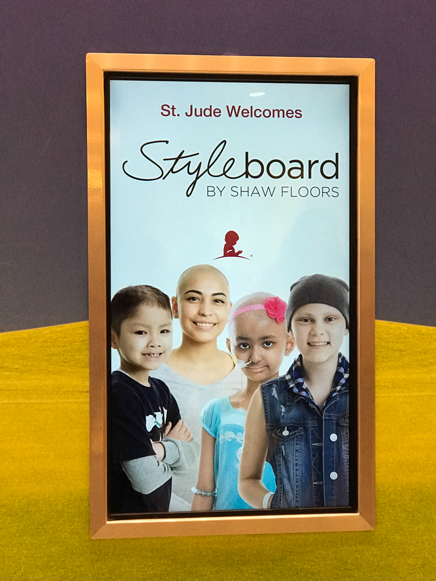 Gather for Gratitude St. Jude Children's Research Hospital #shawstyleboard #ad @diyshowoff
