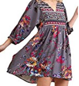 diyshowoff bohemian dress
