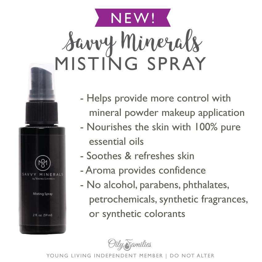 misting spray