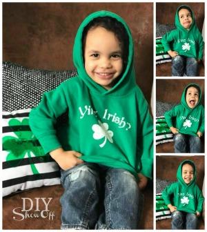 diyshowoff yinz Irish? Happy St. Patirick's Day!