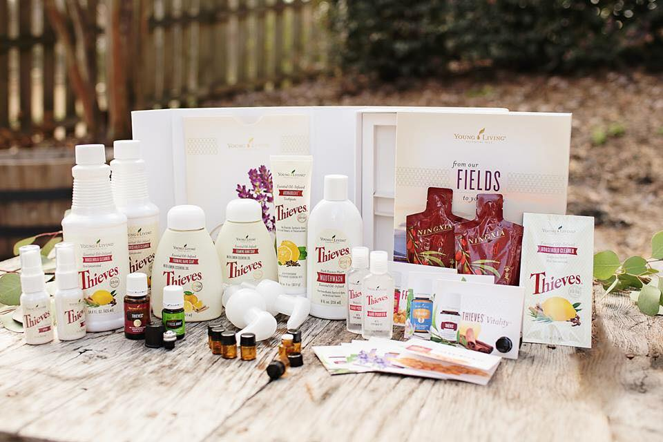 essential oils and chemical free living @diyshowoff