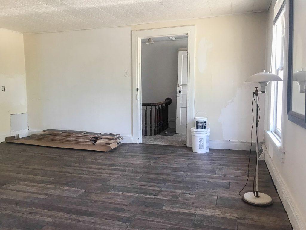 Shaw Monterrey Grandview hickory floors
