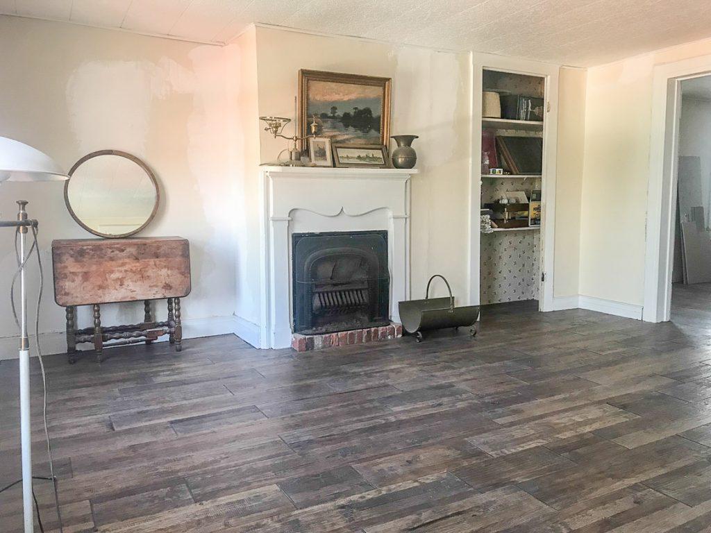 Shaw Monterrey Grandview wide plank flooring