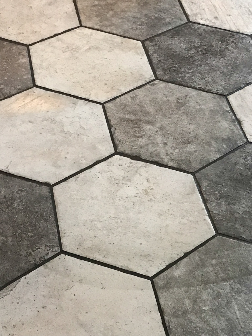 Shaw San Francisco hexagon tile