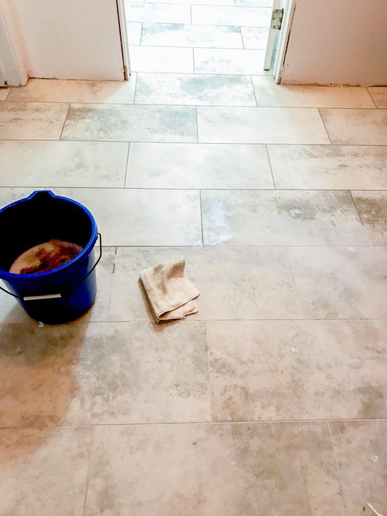 vinyl floor care