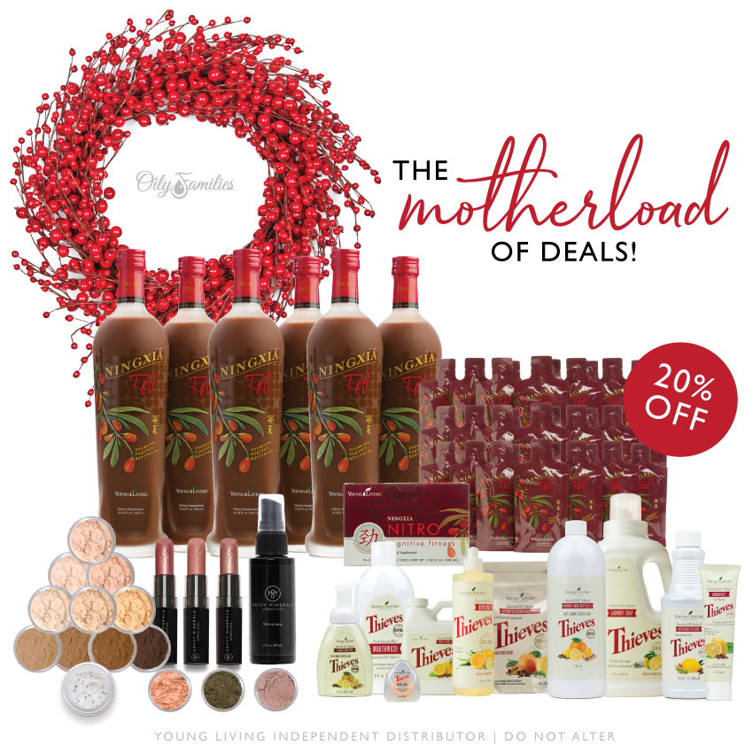 YOUNG LIVING CYBER MONDAY