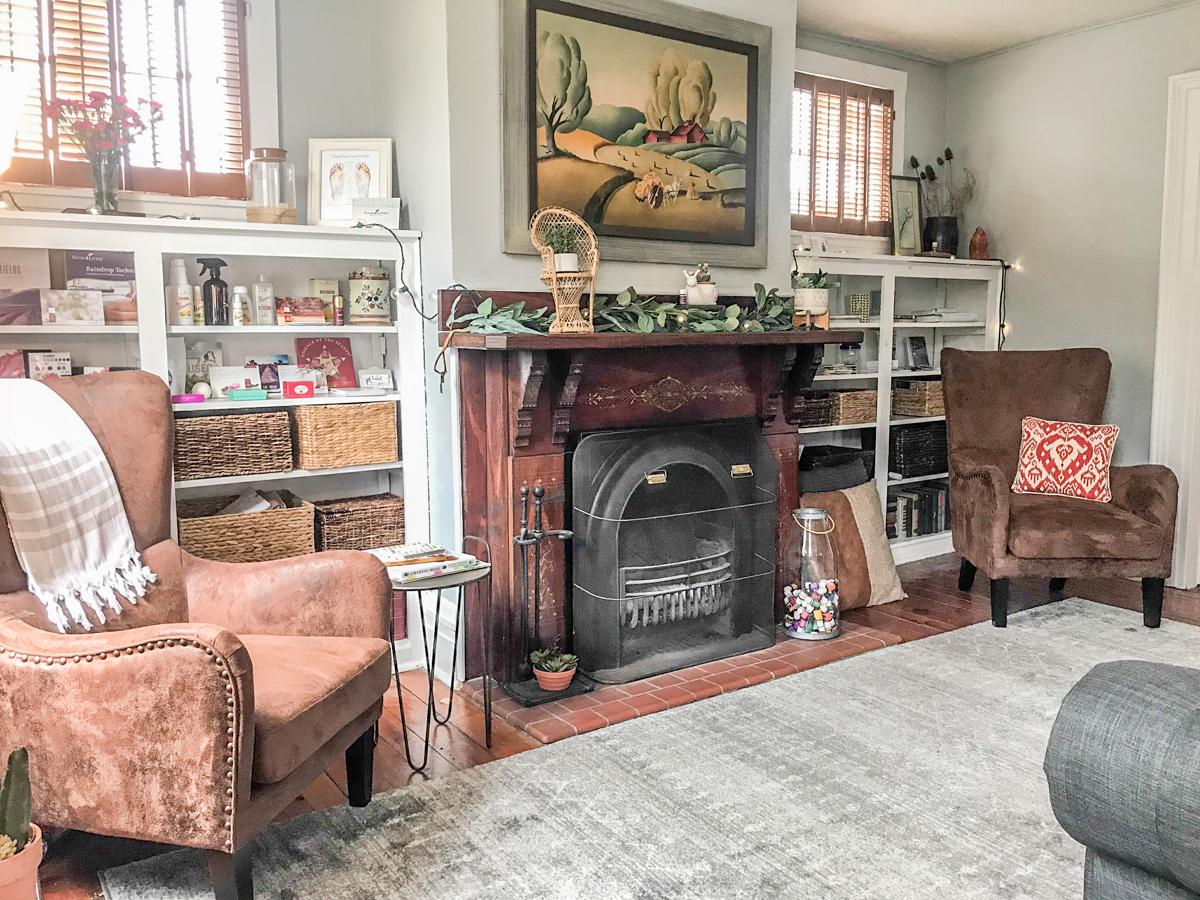 studio livingroom
