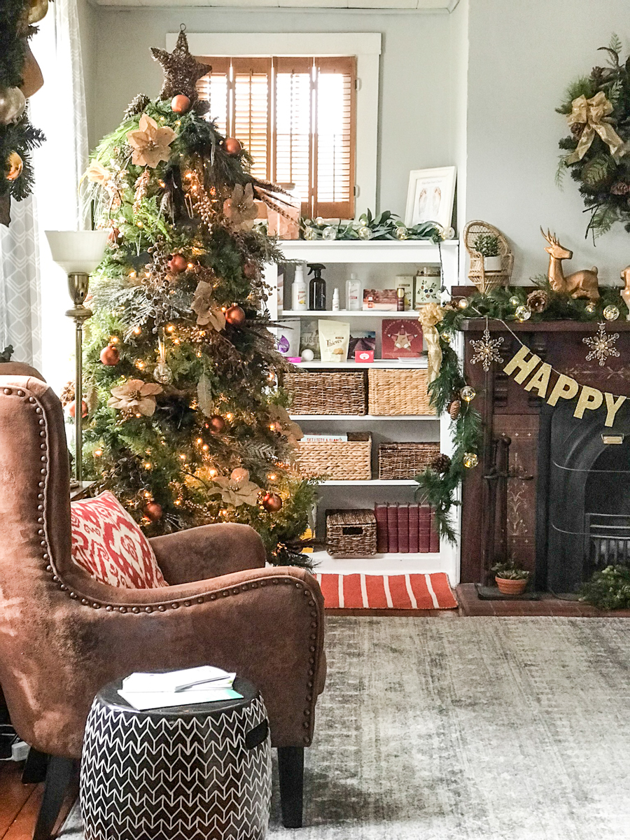 wellness inspired living Christmas