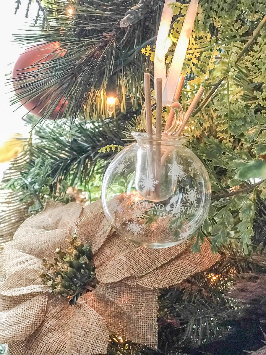 young living diffuser ornament