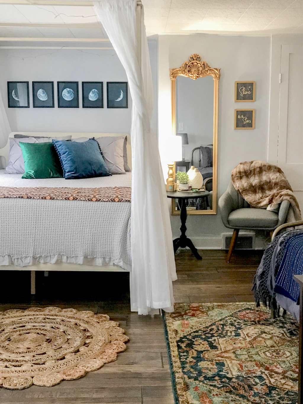 Boho Bedroom Airbnb Butler Pa Suite Thyme Diyshowoff Diy Show Off Diy Decorating And Home Improvement Blogdiy Show Off Diy Decorating And Home Improvement Blog