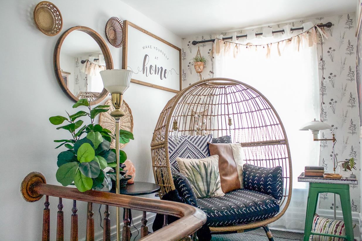stair landing airbnb butler pa suite thyme diyshowoff