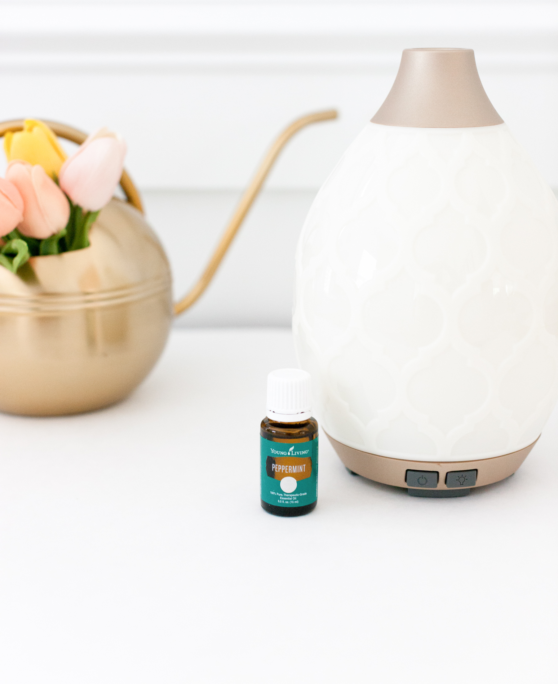 cooling peppermint essential oil