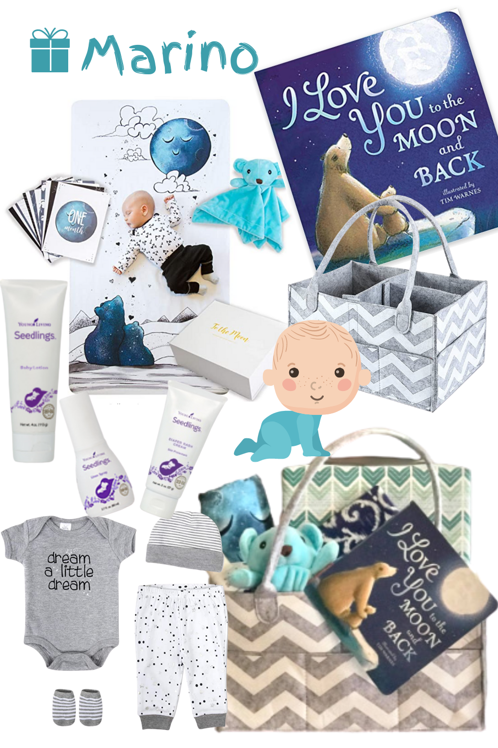 Baby Shower Gift Basket Tips And Inspiration Diy Show Off Diy Decorating And Home Improvement Blogdiy Show Off Diy Decorating And Home Improvement Blog