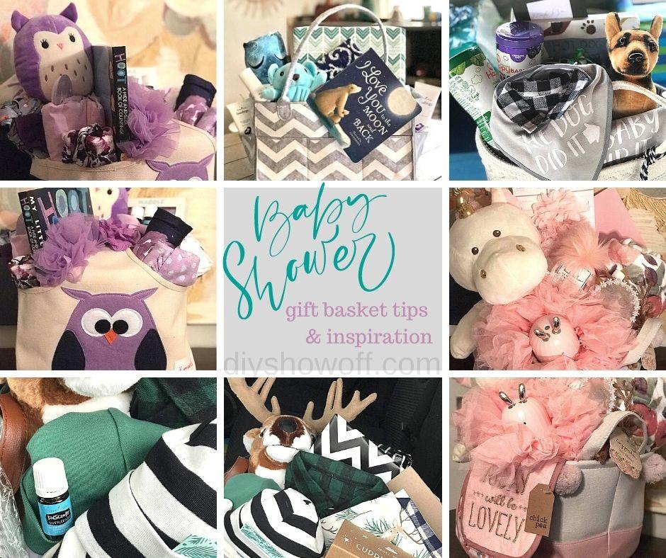 baby shower gift basket tips inspiration diyshowoff