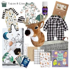 woodland baby shower gift basket tips inspiration diyshowoff